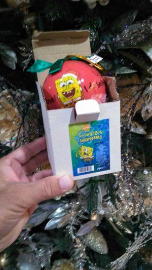 Spongebob Squarepants Xmas Ornament for Sale in Monrovia, CA