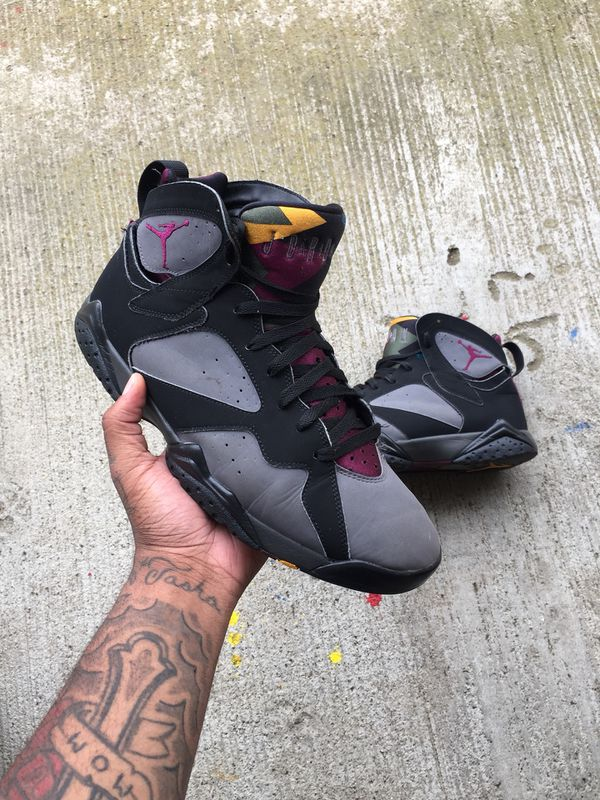 sports shoes 7dbda a7c4a Size 11.5 Bordeaux 7s (Clothing   Shoes) in Columbus, OH - OfferUp