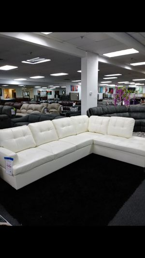 Incredible New And Used White Sectional For Sale In Jupiter Fl Offerup Alphanode Cool Chair Designs And Ideas Alphanodeonline