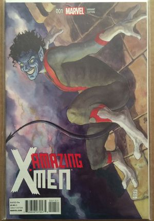 Amazing X-Men #1 - Nightcrawler Variant NM, used for sale  Tulsa, OK