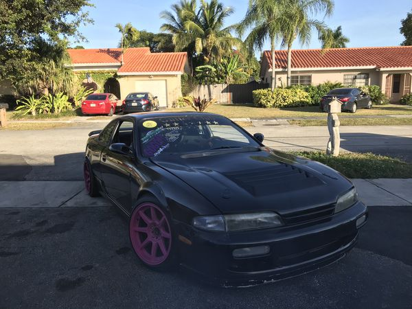 Nissan 240sx S14 Rb25det For Sale In Miami Fl Offerup