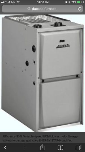 Brand New Ducane gas furnace propane for Sale in Cheshire