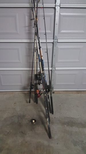 Fishing Rods for Sale in Conroe, TX
