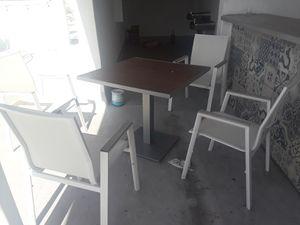 Morani table 4 chairs for Sale in Miami, FL