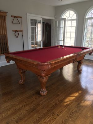 Sofa For Sale In Montgomery NJ OfferUp - Princeton pool table
