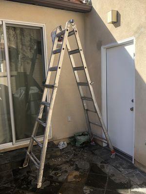 Werner little giant ladder for Sale in Santa Ana, CA