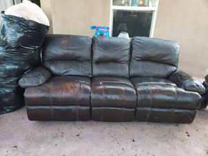 Surprising New And Used Reclining Couch For Sale In San Diego Ca Offerup Ocoug Best Dining Table And Chair Ideas Images Ocougorg