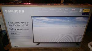 "New 50"" Samsung 6 series UHD TV for Sale in Hyattsville, MD"