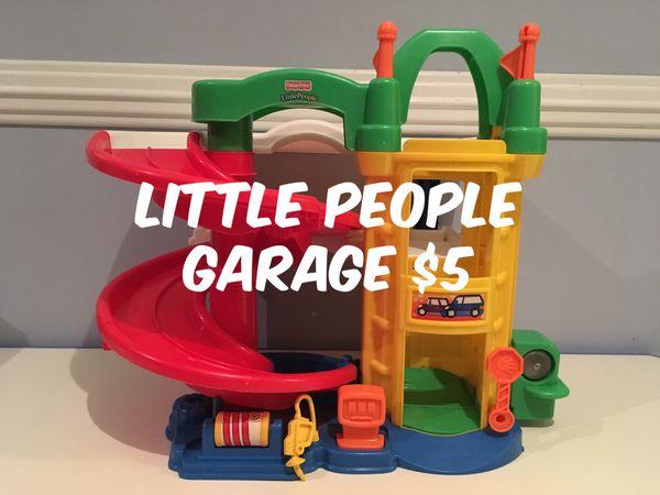 Little People Garage : Fisher price little people garage for sale in virginia beach va