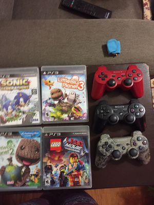 Controllers/PS3 Games for Sale in Lorton, VA