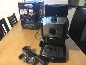 Espresso Machine Coffee maker for Sale in Arlington, VA