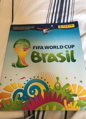 OFFICIAL FIFA WORLD CUP sticker album of for Sale in Boston, MA
