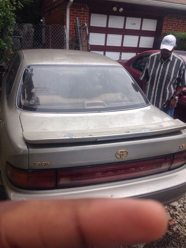 1994 Toyota Camry for sale (Cars & Trucks) in Dallas, TX - OfferUp