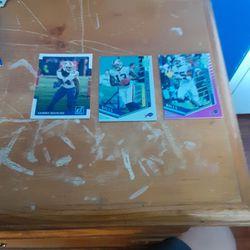 Buffalo Bills Football cards Thumbnail