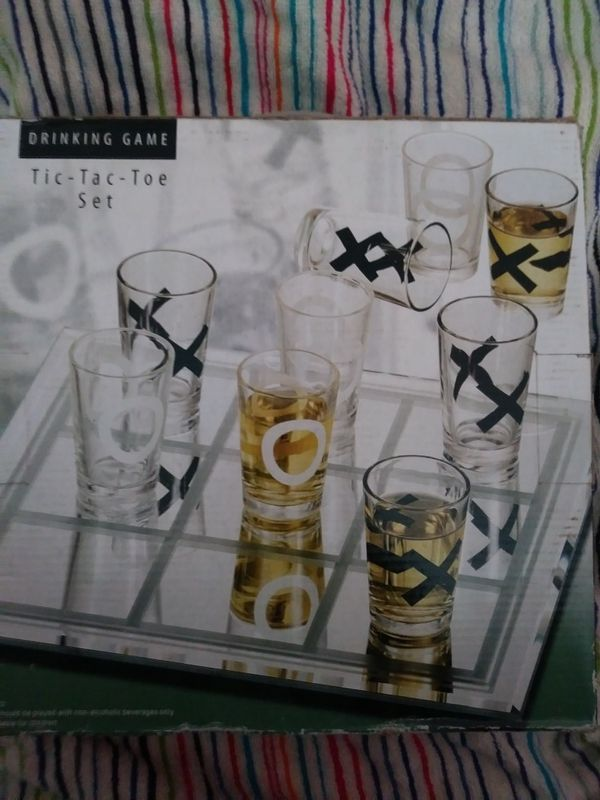 Adult Drinking Tic Tac Toe For Sale In Bakersfield Ca Offerup
