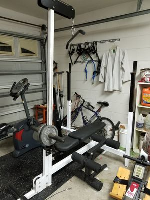 Weight set.Full body for Sale in Kissimmee, FL