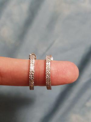 Zirconian Diamond earings for Sale in Winter Garden, FL