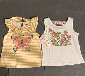 Toddler Girl Summer Outfits Size 6  Thumbnail