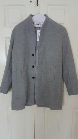 Long trendy jacket black for man Thumbnail