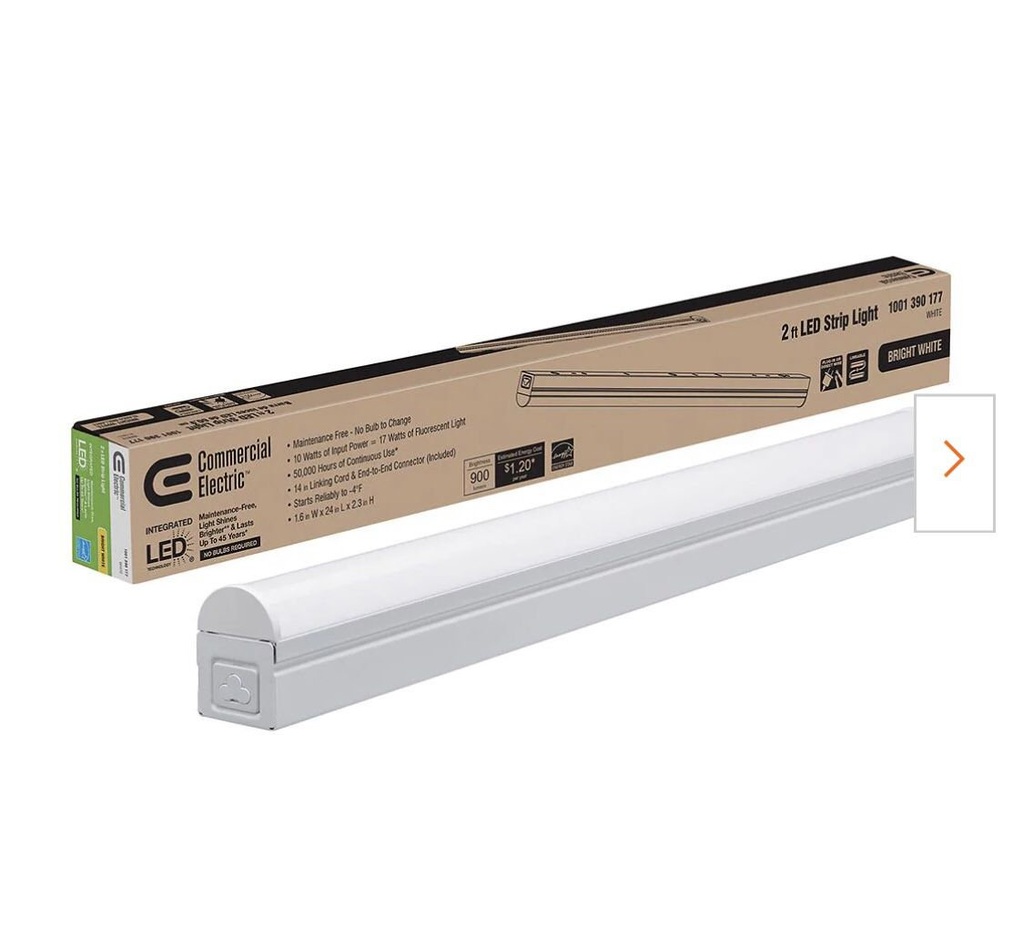 LED Strip Light 2 ft