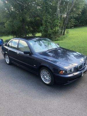 2002 BMW 530i (Sports Package) for Sale in Germantown, MD