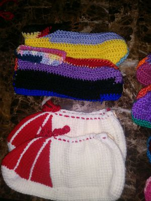 Crochet House Slippers/Socks for Sale in Phoenix, AZ