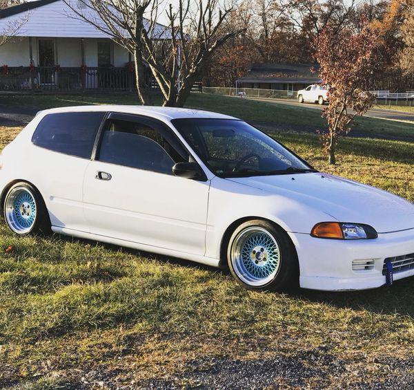 92 Honda Civic Hatch