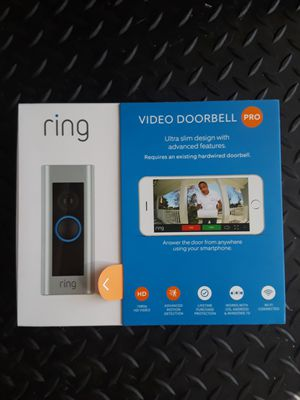 Ring Video Doorbell Pro for Sale in Lakeside, CA