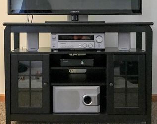 """New!! Up to 48"""", tv Stand, console table, entertainment center Thumbnail"""