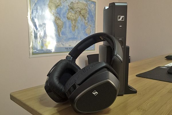 dc9fbe58803 Sennheiser RS 175 RF Wireless Headphone System for Sale in Des ...