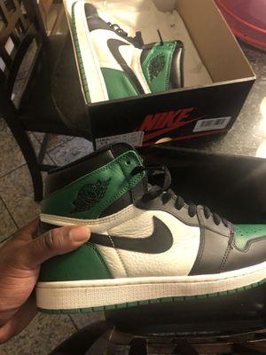 Air Jordan 1s Sz 11 260$ or Fair Trade !!!!!!!!!!!! for Sale in Lanham, MD