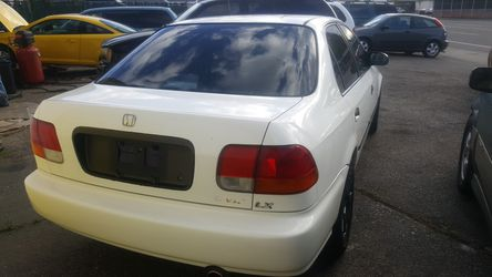 1998 Honda Accord Thumbnail