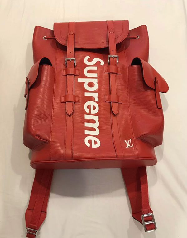 67beafda9f75 Supreme Louis Vuitton Christopher Backpack for Sale in Atlanta