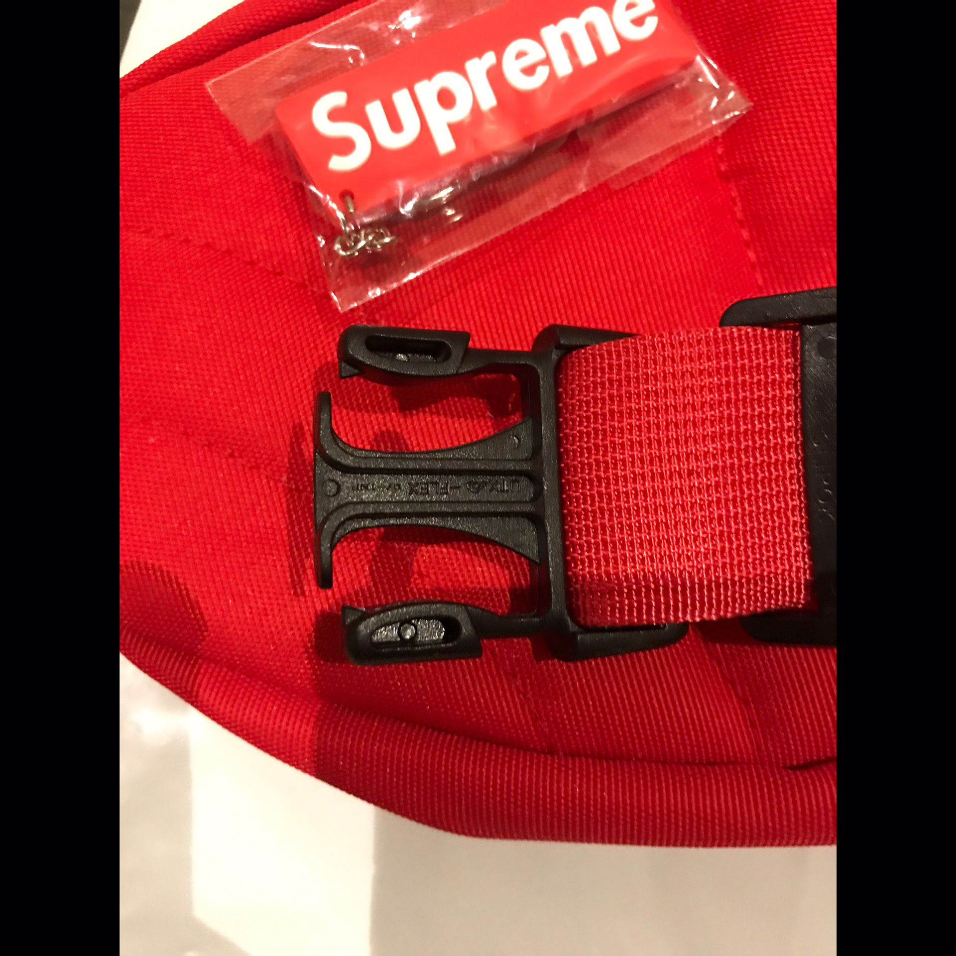 Supreme Fanny pack ss18
