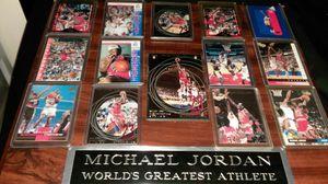 michael jordan Upper deck Company for Sale in Waldorf, MD