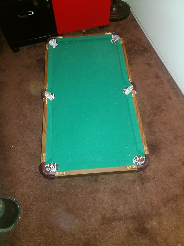 Mini Pool Table For Sale In Decatur GA OfferUp - Where to buy mini pool table
