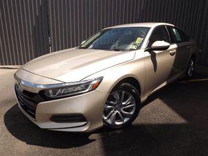 2018 Honda Accord LX for Sale in Manassas, VA