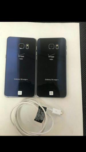 Samsung Galaxy S6 Edge plus, Unlocked, Great Condition. (Almost new) for Sale in Arlington, VA