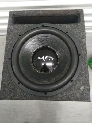 BARTER CAR AUDIO FOR TV for Sale in Tampa, FL