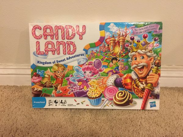 Candyland Board Game for Sale in Whittier, CA - OfferUp