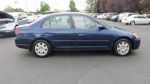 2003 Honda Civic LX 4 doors 4 cylinders All power 38 miles per gallon for Sale in Falls Church, VA