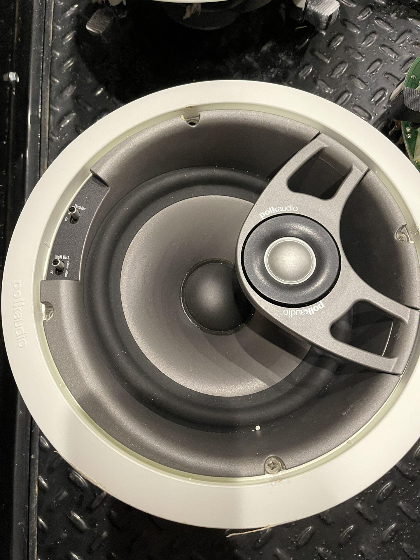 Polk Audio In Ceiling Surround Speakers