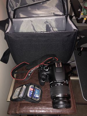 Canon Rebel T6 for Sale in Arlington, VA