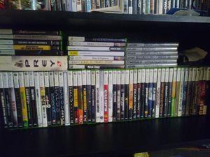 Xbox 360 games, used for sale  Tulsa, OK