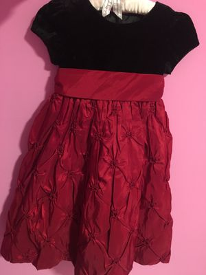 Free Christmas dress 4T for Sale in Silver Spring, MD