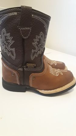 Mexican toddler boots Thumbnail