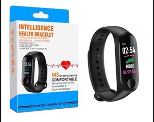 Watch intelligent health bracelet and Activity Tracker Heart Rate Monitor Thumbnail