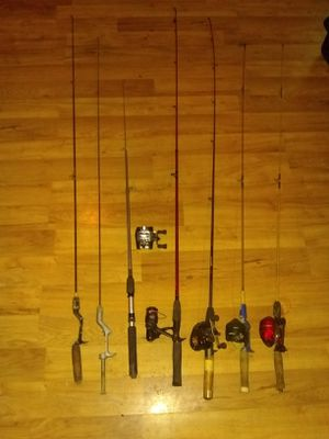 Lot of fishing equipment for Sale in St. Louis, MO