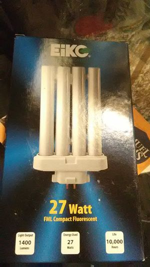 Fluorescent bulb for Sale in Marion, AR