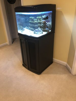 29 Gallons fish tank for Sale in Fairfax, VA